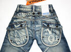 VINGINO Jeans Modell. RAFAEL LIGHT Gr. 7/EU 122 Passform: Loose