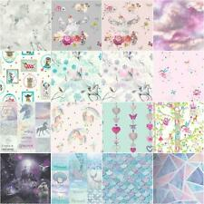 ARTHOUSE GLITTER DETAIL KIDS GIRLS BEDROOM WALLPAPER FEATURE WALL NEW FREE P+P