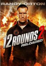 12 Rounds 2: Reloaded (DVD, 2013)
