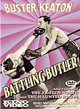 BATTLING BUTLER [DISCONTINUED]Buster Keaton DVD Brand NEW in Factory Wrap