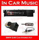 BMW 3 Series E46 Car Stereo Fitting Kit with Pioneer CD Player MP3 USB Stereo
