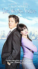Two Weeks Notice (VHS, 2003)