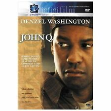JOHN Q. The MOVIE on a DVD with DENZEL WASHINGTON in MEDICAL of HEALTH INSURANCE