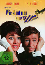 DVD NEU/OVP - Wie klaut man eine Million - Audrey Hepburn & Peter O'Toole