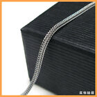 Rope Stainless Steel Mens Snake Chain Necklace
