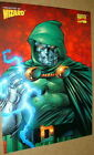 Fantastic Four Doctor Dr Doom by Jim Lee Marvel Comics Poster