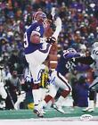 CHRIS MOHR SIGNED BUFFALO BILLS 8X10 PHOTO JSA