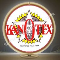 KANOTEX GASOLINE & OIL GAS PUMP GLOBE FREE S&H