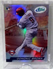 2010 ETOPPS IN HAND DOMONIC BROWN PHILADELPHIA PHILLIES ROOKIE CARD /749