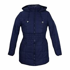 VERO MODA JACKET SONA LADIES NAVY BLUE QUILTED COAT