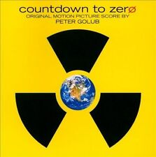 PETER GOLUB-COUNTDOWN TO ZERO / O.S.T.  CD NEW