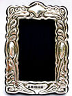 Exquisite Finest Quality Silver, 999 London Britannia Hallmarked Photo Frame.