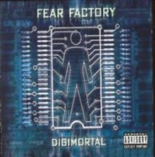 Digimortal 0016861856120 by Fear Factory, CD, BRAND NEW FREE P&H