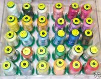 Exquisite X40 Disney Embroidery Thread Set 1100 yd New!