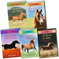 Jinny at Finmory Collection Patricia Leitch 5 Books Set