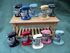DOLLS HOUSE MINIATURES - HAND PAINTED MIXER