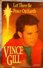 "VINCE GILL ""LET THERE BE PEACE ON EARTH"" CHRISTMAS CASSETTE TAPE (BRIGHT STAR +)"
