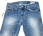 BNWT DIESEL SHIONER 74Z JEANS 29X32 100% AUTHENTIC SKINNY FIT TAPERED 0074Z