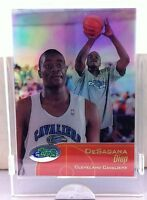 2001 ETOPPS BASKETBALL IN HAND #61 DESAGANA DIOP CAVALIERS ROOKIE CARD SET
