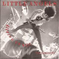"Little Angels Kicking Up Dust (PS) 7"" Vinyl Single"