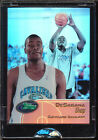 2001 DESAGANA DIOP ETOPPS UNCIRCULATED BASKETBALL ROOKIE CARD IN HAND CAVALIERS