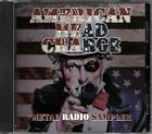 AMERICAN HEAD CHARGE Rare 3 Track SAMPLER PROMO RADIO DJ CD single 2001