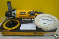 BRAND NEW DEWALT DWP849X VARIABLE SPEED POLISHER 240V 240VOLT