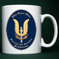 Special Air Service Regiment / SAS - Personalised Mug