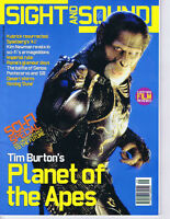 TIM BURTON / PLANET OF THE APES Sight & Sound     September 2001