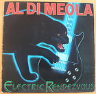 AL DI MEOLA - Electric Rendezvous LP - Excellent vinyl - Jazz Rock Fusion