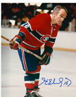 HENRI RICHARD Montreal Canadiens The Pocket-Rocket AUTOGRAPHED 8 X 10 PHOTO