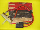 NOS 1958 Mercury Heater Switch Assembly