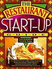 The Restaurant Start-Up Guide by Peter Rainsford, David Bangs NEW