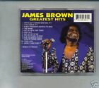 JAMES BROWN - GREATEST HITS - CD EX. - 1997 POLYGRAM