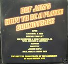 Rick James - EPMD - Redman - HOW TO BE A PLAYER Advance Release 2-LP Vinyl - NM