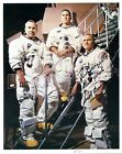 ASTRONAUT FRANK BORMAN AUTOGRAPHED 8 X 10 PHOTO 1968 Apollo 8 Mission