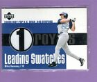 2003 Upper Deck Game Used Jersey  Mike Sweeney  Royals