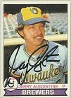 JERRY AUGUSTINE 1979 TOPPS AUTO BASEBALL CARD PSA/DNA