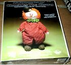 CHUCKLES THE CLOWN SOFT SCULPTURE DOLL KIT* SEALED
