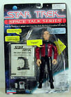 "Picard Star Trek SPACE TALK- 6"" Playmates Figure- MOC"