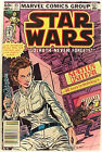 Star Wars Comic Book #65- Marvel Comics- Original