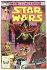 Star Wars Comic Book #67- Marvel Comics- Original