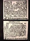 Sotheby's~CONTINENTAL INCUNABLES/ENGLISH LITERATURE~Cat