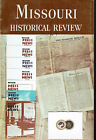 MO Historical Review 1966 Confederate Win Newtonia Pershing Jews of KC Stark Bro