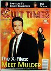 1996 Cult Times British Mag #12-X-files, Due South