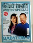 Cult Times Special Mag #4-Babylon 5, DS9, Blake's 7