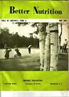 May 1967 Better Nutrition magazine- golf cover