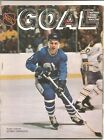 December 2, 1980 Blues vs Quebec Goal Program--Tardif