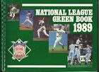 1989 National League Green Book----Dodgers