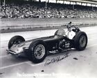 PAUL GOLDSMITH AUTOGRAPHED INDY 500 8 X 10 PHOTO